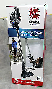 New in sealed Box Hoover Cruise Cordless Stick Vac with receipt.