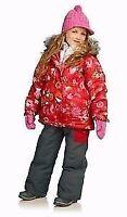 Habit de Neige Fille Souris Mini Girl Snowsuit, Size 6