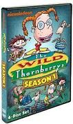 The Wild Thornberrys Movie DVD