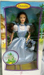 Wizard of Oz: Dorothy Barbie Doll Mattel Pink Label Collector BRAND NEW IN BOX