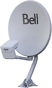 Amazing  Bell Expressvu Package - Dish + 2 receivers!  Hurry!