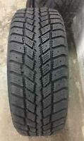Selling 4 195/65/15 snow tires