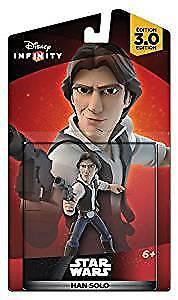 Factory Sealed Disney infinity Han Solo