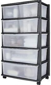 Quality 7 Drawer storage unit.