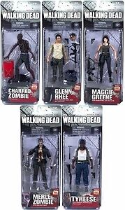 THE WALKING DEAD SERIES FIVE - COMPLETE SET!