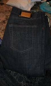 Gucci and True Religion Jeans Unisex with tags still attached