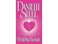 The Dating Game by Danielle Steel (Paperback, 2004)(WILL POST FOR EXTRA CHARGE)