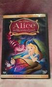 Disney Alice in Wonderland DVD