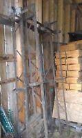 base de quai en metal de 16 pieds a vendre