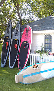 Stand Up Paddle Boards - Pre Christmas -  Board Blitzen !! London Ontario image 6