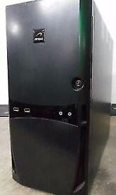 M4A77TD CUSTOM PC AMD PHENOM II X4 955 3.2GHz 8GB DDR3 1TB SAPHIRE HD6450 INCVAT