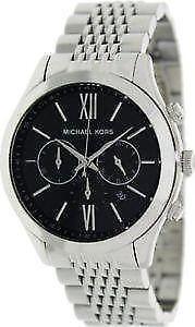 michael kors men s watch in gold michael kors mens chronograph watch