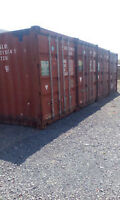 Containers/conteneurs
