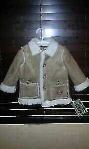 New Boys spring jacket 9-12mths