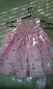 Beautiful girls dress 18 to 24 months