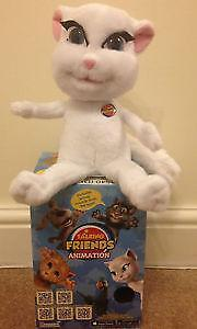 Talking Tom Branded Soft Toys Ebay