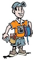 ELECTRICIAN FOR HIRE...Great Rates, Fast, Dependable Services