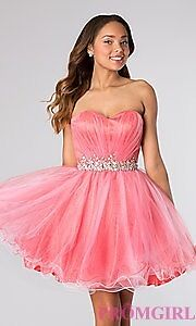 Lower price: Beautiful prom dress, worn only once!