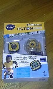 Vtec kidizoom action cam for sale new still in the box St. John's Newfoundland image 1