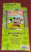 Mickey Mouse Flag
