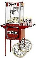 Popcorn Machine Rental - Kingston