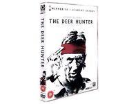 DVDs Deer Hunter / Born Fourth of July / Top Gun £1 each