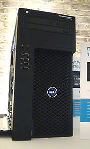 Dell Precision T1700 Xeon E3-1220 V3 3.1 ghz with 4K Video card