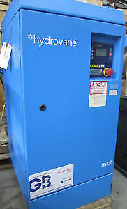 Compresseur 7.5hp Hydrovane 230 volts