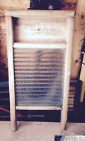 Antique Washboard - 'Pearl'
