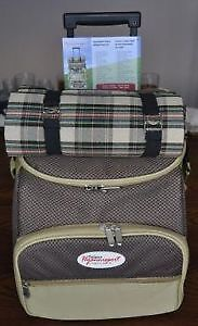 Brand new, never used Hyannisport Lifestyle Deluxe picnic cooler