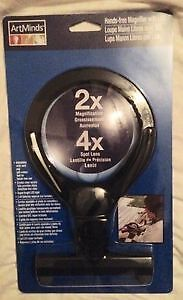 Large Lighted Magnifier