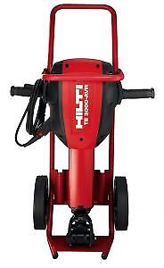 TE3000 CONCRETE BREAKER C/W CART AND 2 CHISELS FOR RENT $75.00