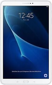 New Sealed Samsung Galaxy Tab A T580 10.1 Inch 16GB WiFi Android Tablet WHITE
