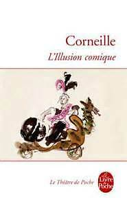 L'illusion comique ... French book by Corneille