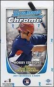 2011 Bowman Chrome Bryce Harper Lot
