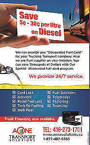 $$ SAVINGS ON GAS FOR FLEET OWNERS Kitchener / Waterloo Kitchener Area image 1