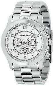 michael kors men s watch in gold micheal kors mens used watch