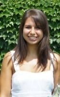 Female Science and Math Tutor in the York Region