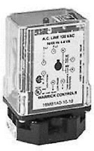 16MB1A0 Warrick Controls Relay 10K Direct Mode of Operation