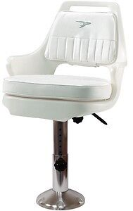 Wise Boat Pilot Cushion Chair Seat with 12