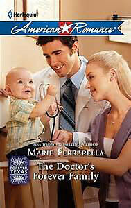 Harlequin THE DOCTOR'S FOREVER FAMILY