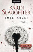 Tote Augen Karin Slaughter