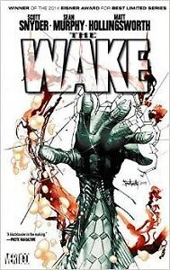 The Wake - graphic novel, hardcover