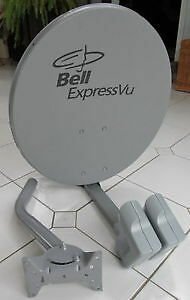 Bell Satelite Dish Kingston Kingston Area image 1
