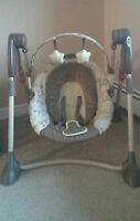 Graco Infant Swing ($40 or best offer)