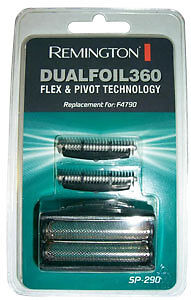REMINGTON SP-290 REPLACEMENT FOIL & CUTTERS PACK F4790 ***BRAND NEW ***