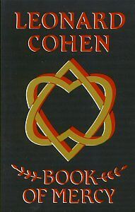 Leonard Cohen Book of Mercy