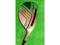 ADAMS Idea 3 hybrid (19 degree) Brand new! Only hit a few times! Head cover included