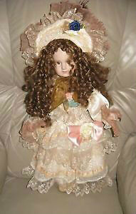 Collectible Porcelain Doll Kitchener / Waterloo Kitchener Area image 1