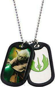 [Merchandise] SalesOne Star Wars Double Dog Tag Yoda NIEUW